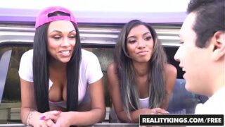 RealityKings – Money Talks – Bethany Benz Derrick Ferrari Raven Wylde Mone – I Scream 4 Ice Cream